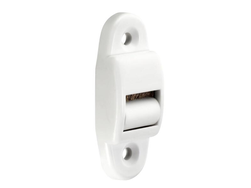 Chamberlain Mini bandgeleiding met borstel wit