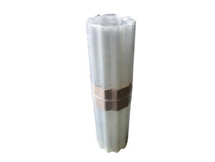 Scala Mini-rouleau ondulée 76/18 2x10 m polyester