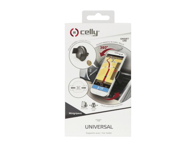 Celly Minigripevo smartphonehouder