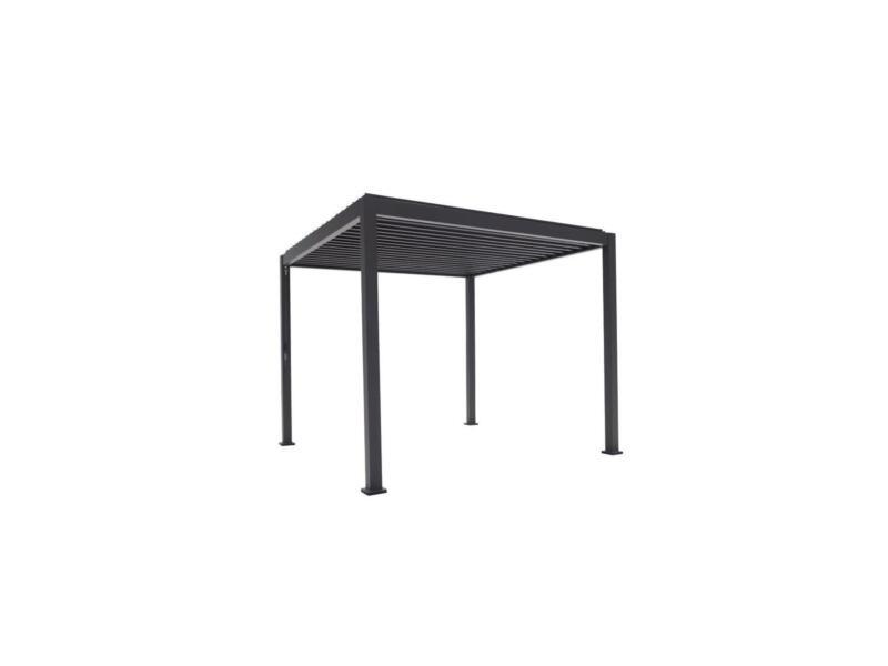 Mirador Classic paviljoen 300x300 cm zwart