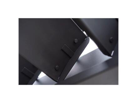 Mirador Classic paviljoen 300x400 cm zwart