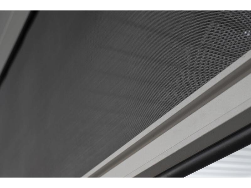 Mirador pavillon écran déroulant 360cm blanc