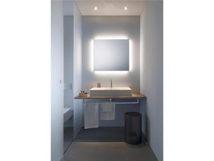 Miroir lumineux 80x60 cm éclairage LED intégré