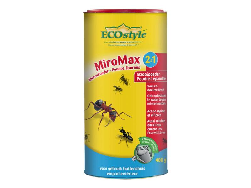 Ecostyle Miromax 2-in-1 mierenpoeder 400g