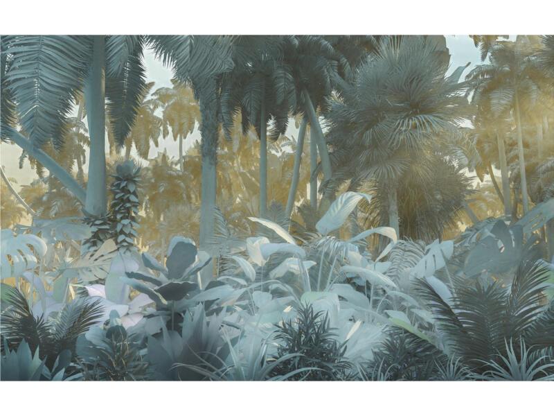 Misty Jungle intissé photo numérique 4 bandes