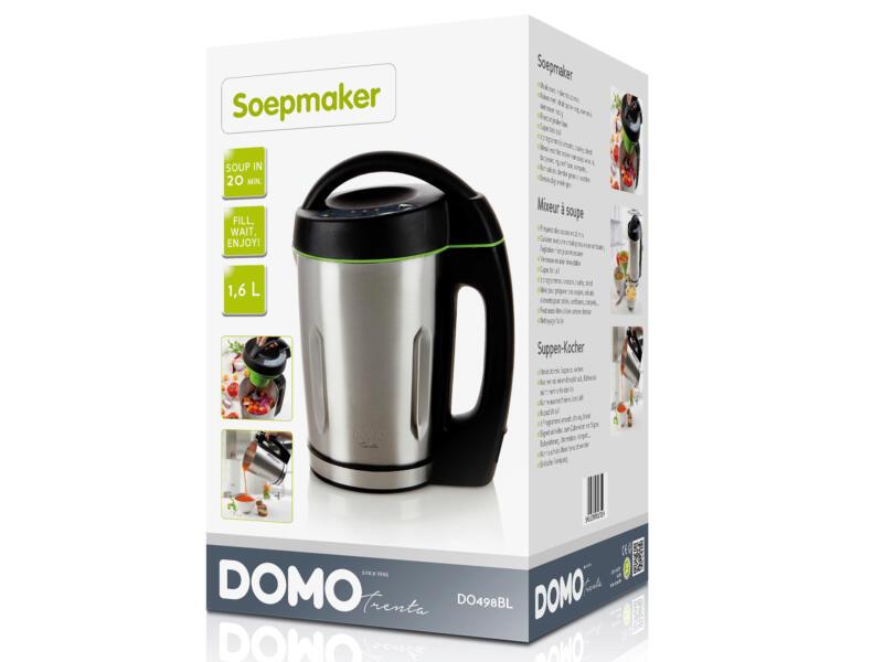 Domo Mixeur à soupe DO498BL 1,6l