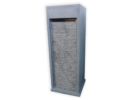 De Witte Model 18 brievenbus blauwe hardsteen