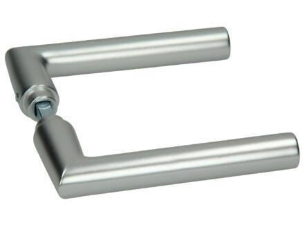 Yale Model 460 deurklinkset aluminium