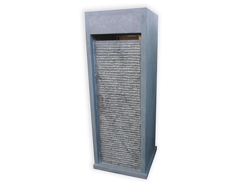 De Witte Modèle 18 boîte aux lettres pierre bleue