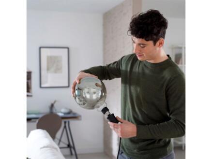 Philips Modern LED bollamp E27 6,5W koud wit dimbaar
