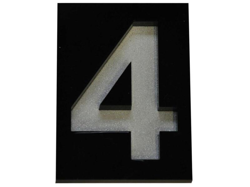 Module chiffre numéro 4 5x7 cm