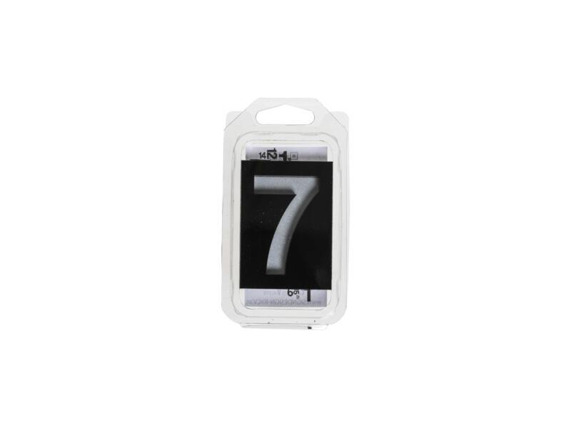 Module chiffre numéro 7 5x7 cm