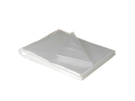 Moestuinfolie 2x10 m transparant