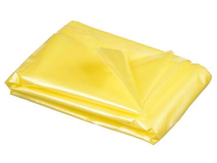 Moestuinfolie geel 2,5x5 m 70µ