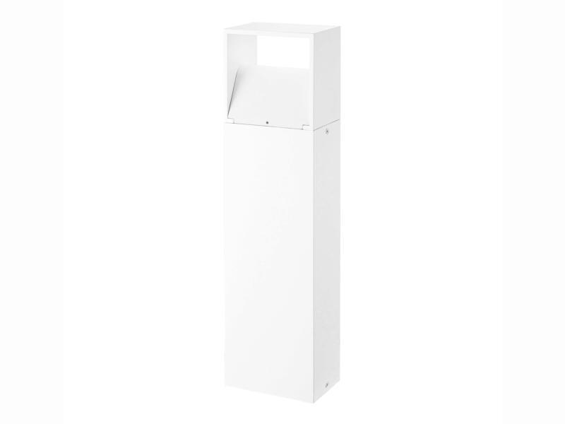 Eglo Monfero H-500 borne extérieure LED 7W blanc