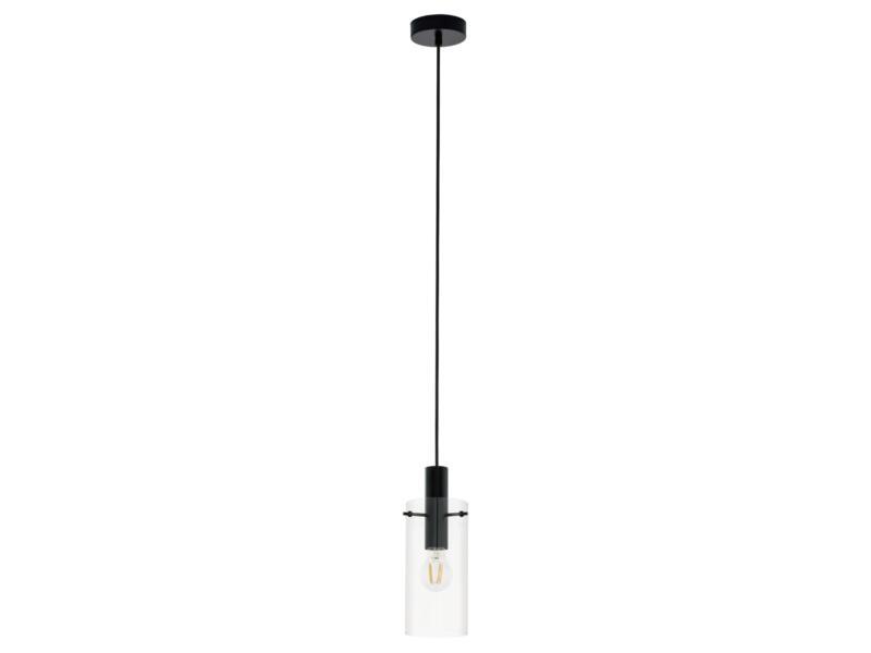 Eglo Montefino hanglamp E27 max. 60W 11cm zwart