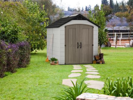 Keter Montfort 759 tuinhuis 287x228x252 cm kunststof