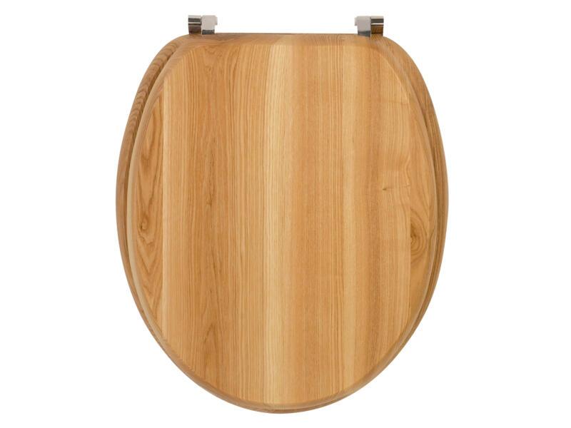 Wirquin Montreal WC-bril eik