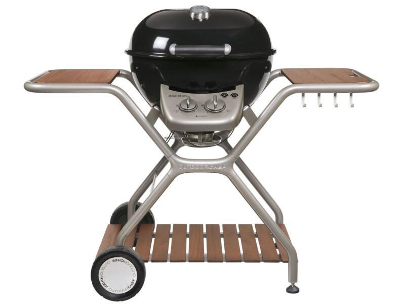 Montreux 570G barbecue boule au gaz 54cm