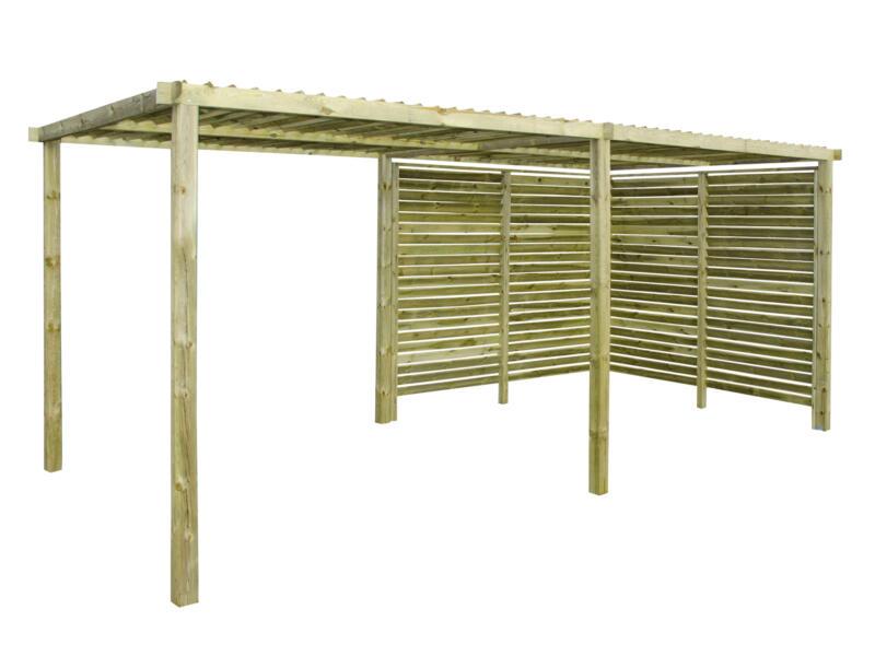 Gardenas Mood pavillon 498x250 cm