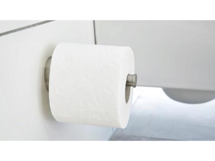 Tesa Moon porte-papier toilette de réserve inox