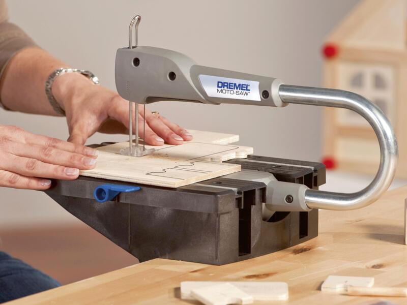 Dremel MotoSaw MS52JA lame à bois de précision 5 pièces