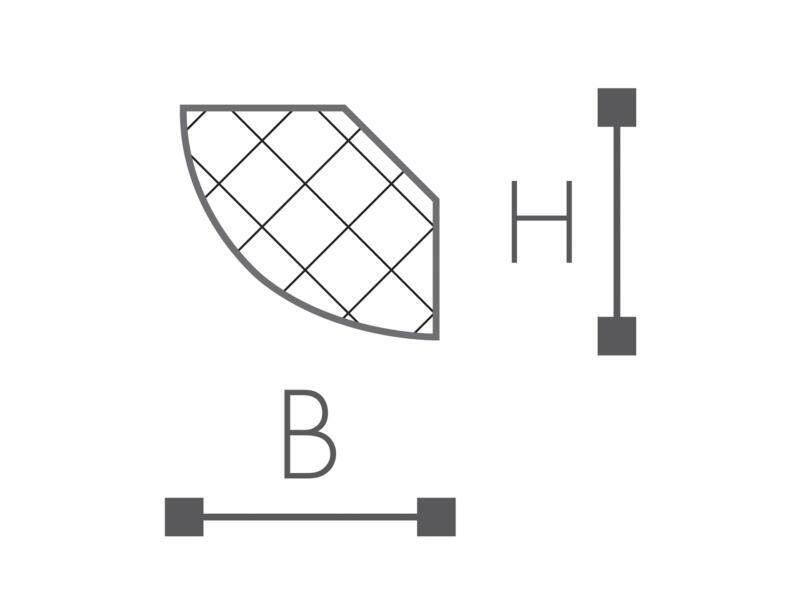 Moulure D1 polystyrène