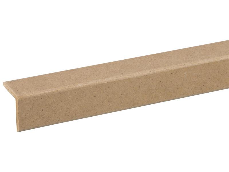 Moulure d'angle 28x28 mm 260cm