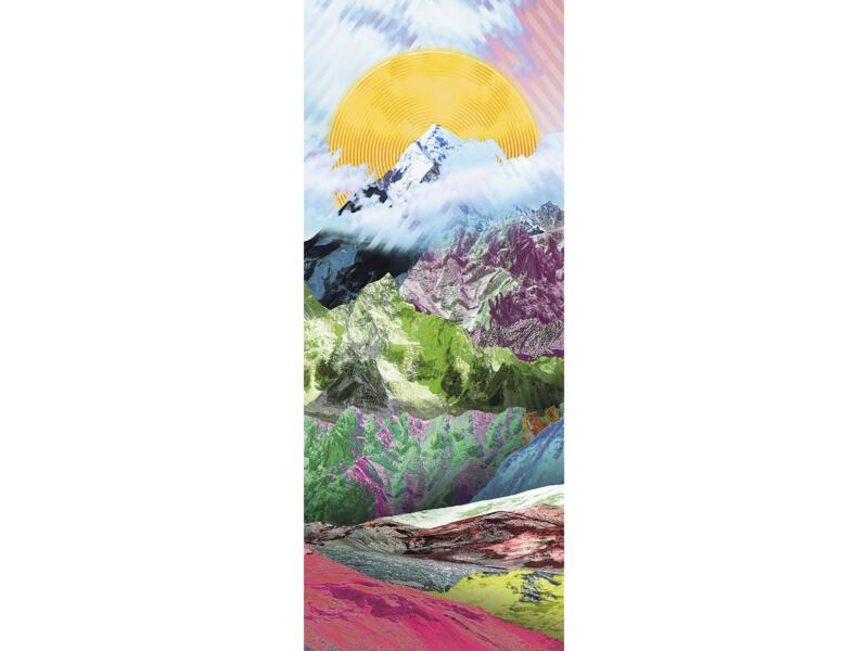 Mountain Top Panel intissé photo numérique