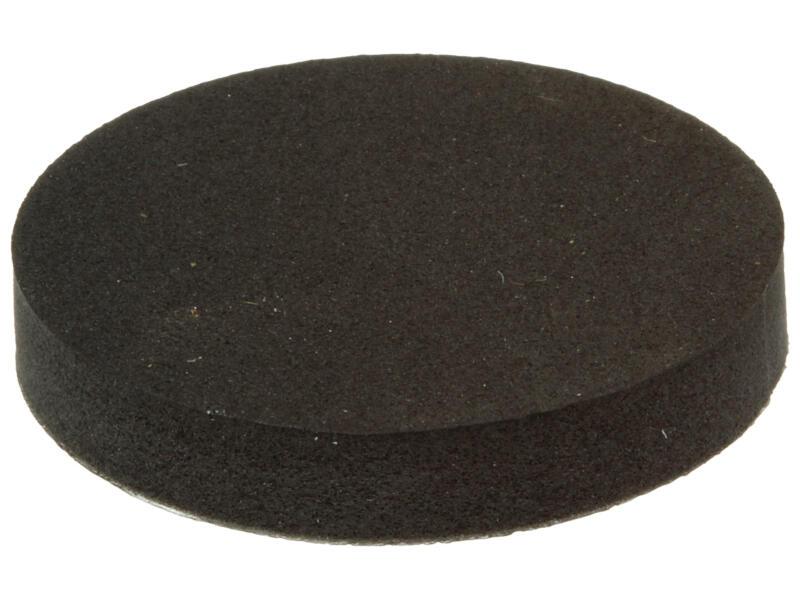 Mack Mousse adhésive 28mm noir 6 pièces