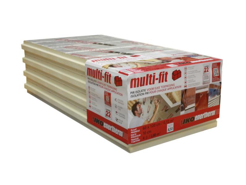 Enertherm Multi-Fit panneau isolant 120x60x10 cm R4,5 2,88m²