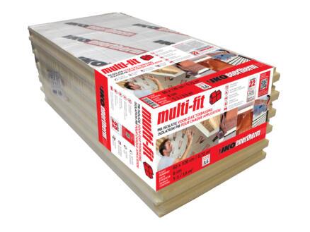 Enertherm Multi-Fit panneau isolant 120x60x8 cm R3,6 3,6m²