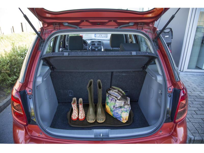 Practo Home Multi Tray kofferbakmat 75x40 cm kunststof zwart