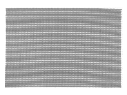 Differnz Multi antislip badmat PVC 65x45 cm antraciet