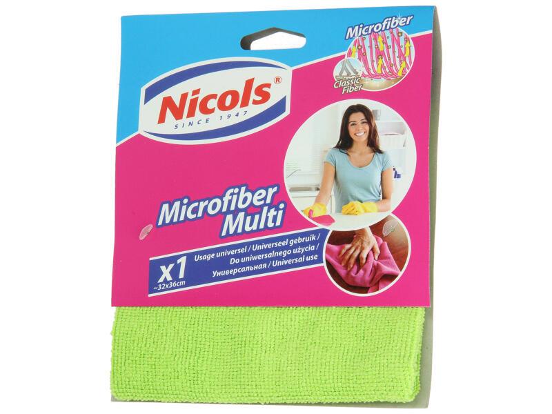 Nicols Multi chiffon microfibre