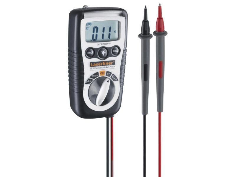 Laserliner MultiMeter Pocket