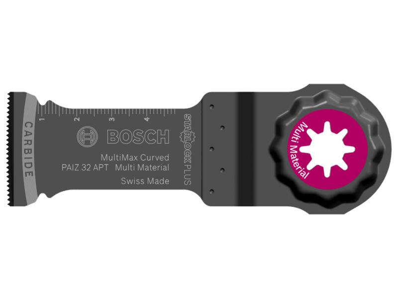 Bosch Multimax PAIZ 32 APT lame de scie plongeante