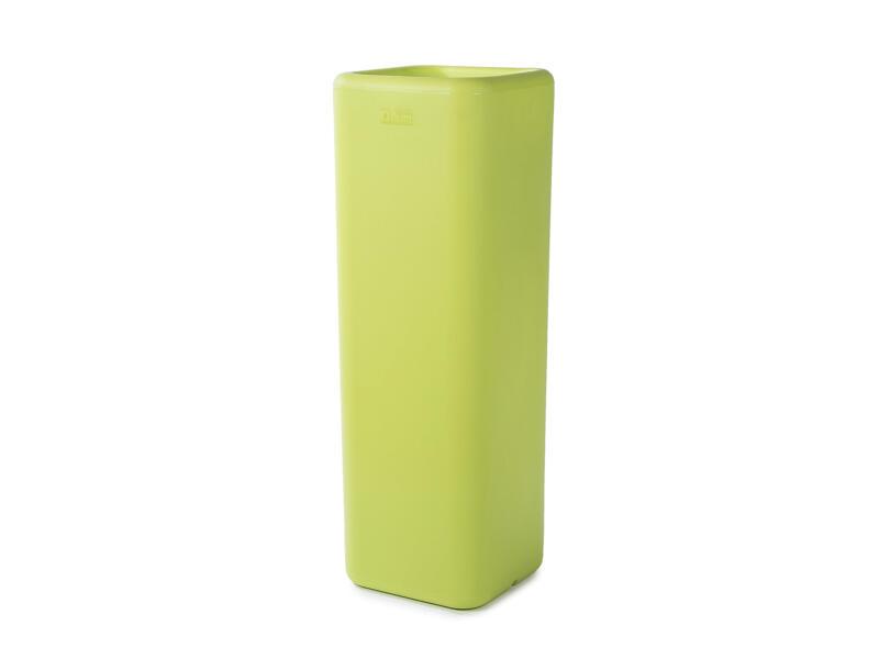 Murus 27 pot à fleurs colonne 27x27 cm citron vert