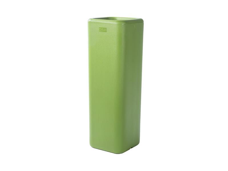 Murus 27 pot à fleurs colonne 27x27 cm vert olive