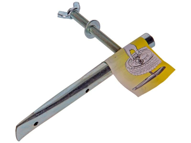 Mack N°19 crochet de rangement pour fixation murale 18,9cm