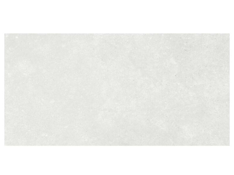 Namur carreau de sol 30x60 cm 1,44m² blanc