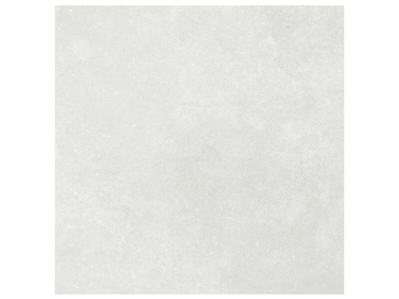 Namur carreau de sol 60x60 cm 1,44m² blanc