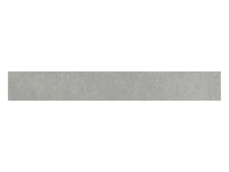 Namur plint 7,2x60 cm grijs 3lm/doos