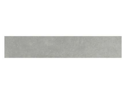 Namur plinthe 7,2x45 cm gris 2,25mct/emballage