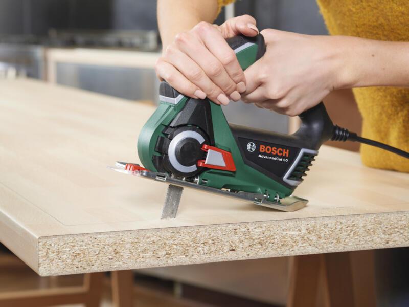 Bosch NanoBlade Speed zaagblad 65mm hout
