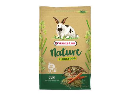 Nature Fibrefood Cuni lapin 1kg