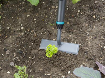 Gardena Natureline schoffel 14cm + steel