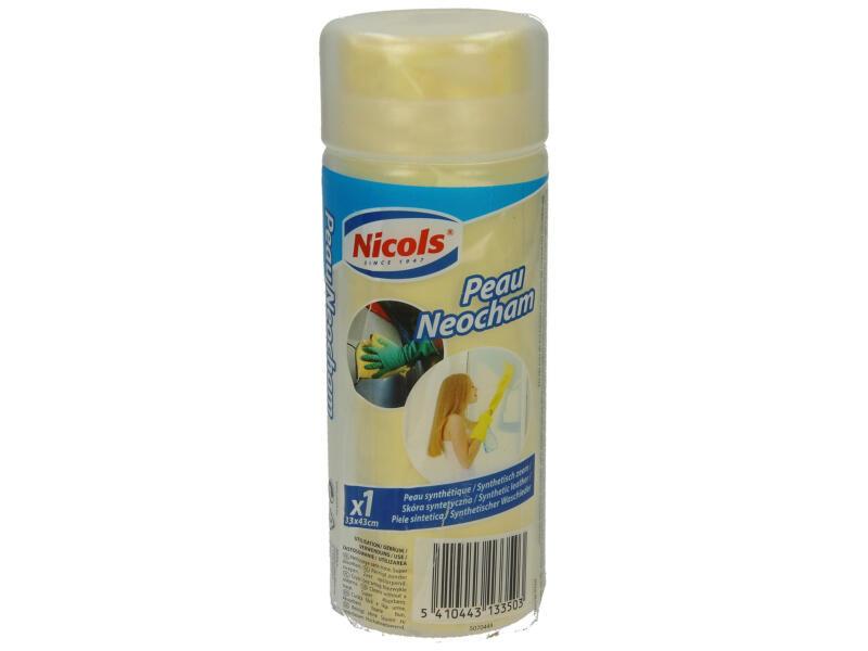Nicols Neocham synthetisch zeemvel in koker 33x43 cm