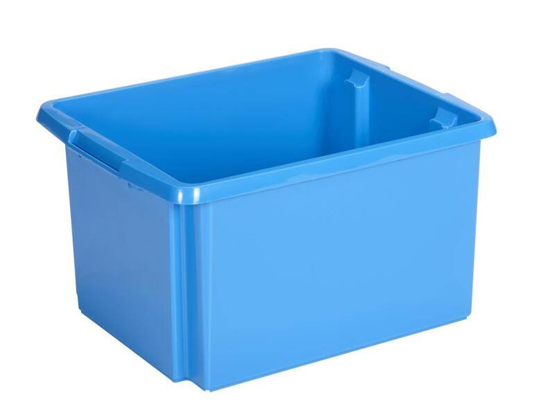 Sunware Nesta bac de rangement 32l bleu