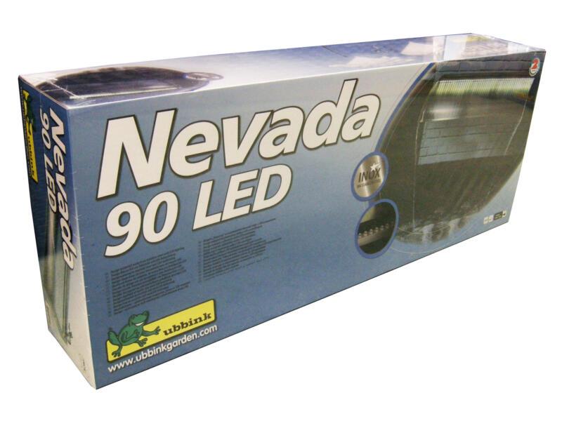 Ubbink Nevada 90 cascade lame d'eau à LED